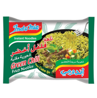 INDOMIE NOODLES GREEN CHILI80G