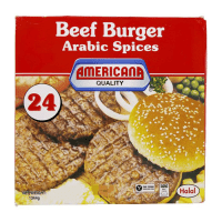AMERICANA  BURGER SPICES 1344G