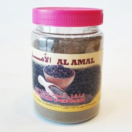 AL AMAL BLACK PEPPER 300GM